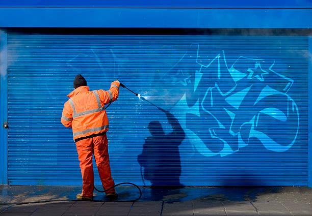 Graffiti Removal Vancouver BC